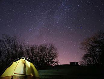 별이 빛나는 밤 전경