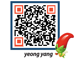 영양관광문화 QRCODE 이미지(http://www.yyg.go.kr/tour/j0d2on@)