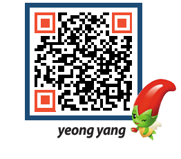 영양관광문화 QRCODE 이미지(http://www.yyg.go.kr/tour/pfr3at@)