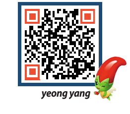 yeongyang tour QRCODE image(http://www.yyg.go.kr/tour/ssqowy@)